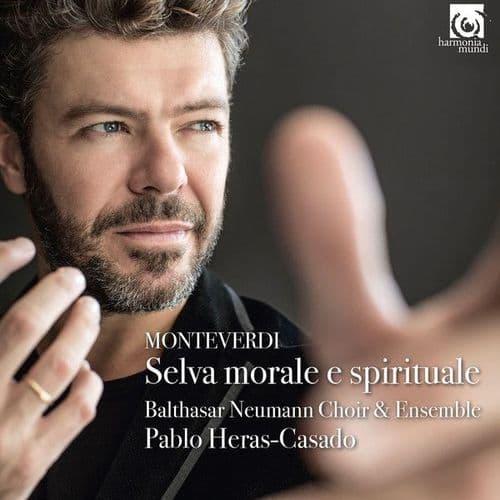 Claudio Monteverdi<br>Selva Morale E Spirituale